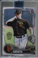 Christian Arroyo (2016 Bowman Draft) /86 [Buy Back]