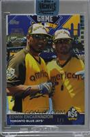 Edwin Encarnacion (2016 Topps Update AS Game Access) /1 [Buy Back]