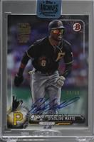 Starling Marte (2017 Bowman) /60 [Buy Back]