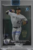 Trevor Story (2017 Bowman Chrome) /7 [Buy Back]