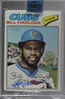 Bill Madlock (1977 Topps) /30 [BuyBack]