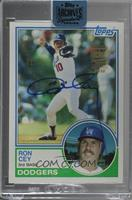 Ron Cey (1983 Topps) /95 [BuyBack]
