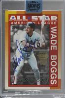 Wade Boggs (90 Topps) /1 [BuyBack]
