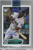 Eric Thames (2012 Topps Update) /7 [BuyBack]