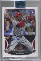 Didi Gregorius (13 Bowman Draft Picks & Prospects) #/28