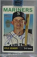 Kyle Seager (2013 Topps Heritage) /1 [BuyBack]
