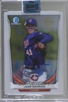 Jose Berrios (2014 Bowman Chrome) [Buy Back] #/99