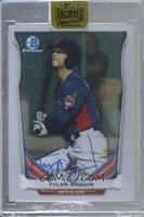Tyler Naquin (2014 Bowman Chrome Top Prospects) [BuyBack] #/99
