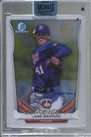 Jose Berrios (2014 Bowman Draft Picks & Prospects) [Buy Back] #/99