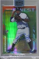 Tim Beckham (2014 Topps Finest) [Buy Back] #/9