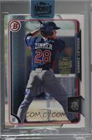 Bradley Zimmer (2015 Bowman Draft) [BuyBack] #/99