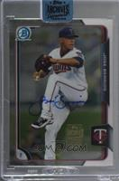 Jose Berrios (2015 Bowman - Chrome Prospects) /99 [Buy Back]
