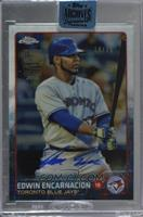 Edwin Encarnacion (2015 Topps Chrome) /15 [Buy Back]