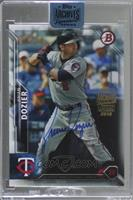 Brian Dozier (2016 Bowman) [Buy Back] #/60