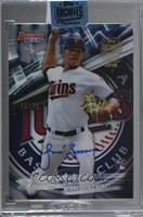 Jose Berrios (2016 Bowman's Best) /31 [Buy Back]
