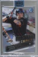 Christian Arroyo (2016 Bowman Draft - Bowman Scouts Fantasy Impact) [Buy B…