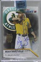 Sean Doolittle (2016 Topps Bunt) [Buy Back] #/70