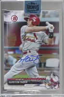 Harrison Bader (2017 Bowman Prospects) [BuyBack] #/99