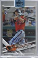Trey Mancini (2017 Topps Chrome) [Buy Back] #/52