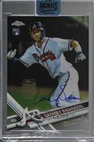 Dansby Swanson (2017 Topps Chrome) /39 [BuyBack]