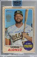 Yonder Alonso (2017 Topps Heritage) [BuyBack]