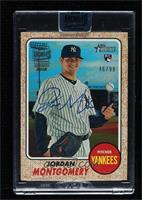 Jordan Montgomery (2017 Heritage High Number) [Buy Back] #/99