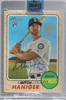 Mitch Haniger (2017 Topps Heritage High Number) [Buy Back] #/47