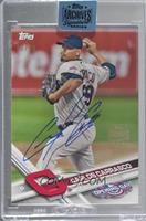 Carlos Carrasco (2017 Topps Opening Day) [BuyBack] #/99