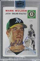 Mark Mulder (2003 Topps Heritage) [Uncirculated] #/9