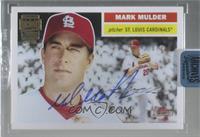 Mark Mulder (2005 Topps Heritage) [BuyBack] #/10