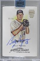 Billy Wagner (2008 Allen & Ginter) /46 [Buy Back]