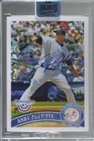 Andy Pettitte (2011 Topps Opening Day) [Buy Back] #/21