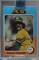 Rollie Fingers (1975 Topps) [BuyBack] #/17
