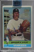 Sparky Lyle (1976 Topps) /29 [BuyBack]