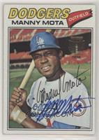 Manny Mota (1977 Topps) /31 [Buy Back]