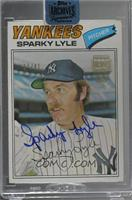 Sparky Lyle (1977 Topps) /41 [BuyBack]