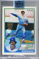 Rollie Fingers (1983 O-Pee-Chee) [BuyBack] #/43