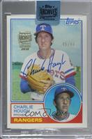 Charlie Hough (1983 Topps) /94 [Buy Back]