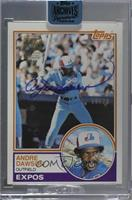Andre Dawson (1983 Topps) /20 [BuyBack]