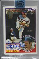 Sparky Lyle (1983 Topps) /99 [BuyBack]