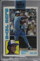 George Bell (Jorge) (1984 Topps) /20 [Buy Back]