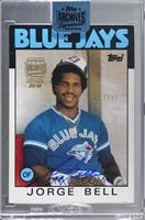George Bell (1986 Topps) [BuyBack] #/45