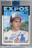 Andres Galarraga (1986 Topps Traded) [Uncirculated] #/22