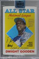 Dwight Gooden (1988 Topps) /19 [Buy Back]