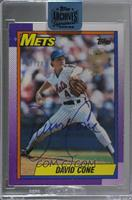 David Cone (1990 Topps) /28 [Buy Back]