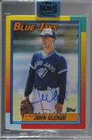 John Olerud (1990 Topps Traded) /99 [Buy Back]