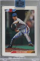 David Cone (1992 Bowman) [Buy Back] #/43