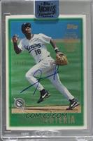 Edgar Renteria (1997 Topps) /42 [Buy Back]