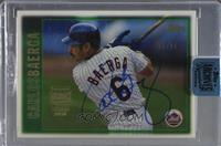 Carlos Baerga (1997 Topps) /55 [Buy Back]