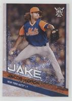 Players Weekend Variation - Jacob deGrom